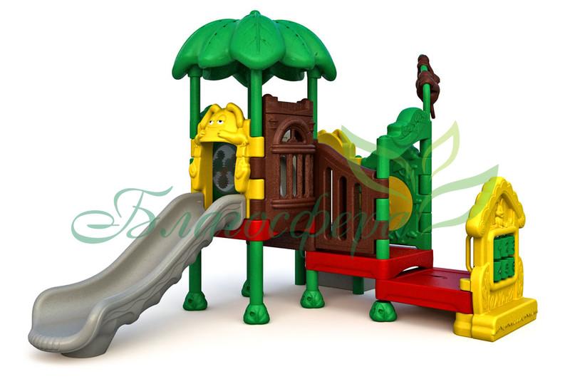 Детский игровой комплекс KID-17502