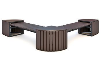 С-1.27 Парковая скамейка