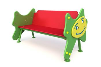 СД-1.5 Детская скамейка Звездочка