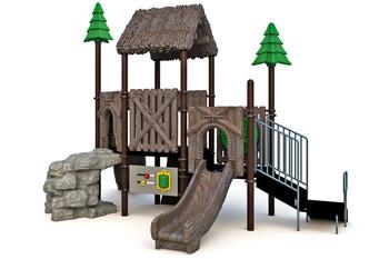 Детский игровой комплекс NL-04301